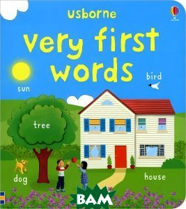 Very First Words  Felicity Brooks купить
