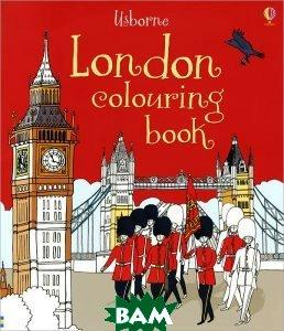 London Сolouring Book  Struan Reid купить