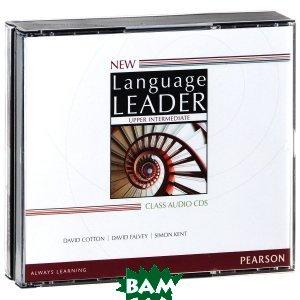 New Language Leader: Upper Intermediate (аудиокурс на 3 CD)