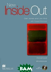 New Inside Out Advanced Workbook (Without Key) (+ Audio CD)