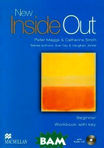 New Inside Out. Beginner. Workbook with key (+ Audio CD)