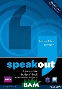 Speakout: Intermediate: Students` Book (+ DVD)