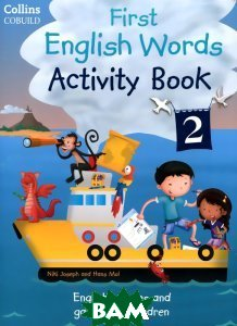 First English Words: Activity Book 2