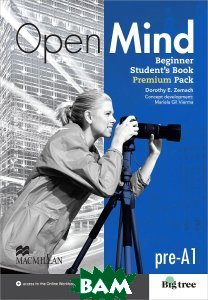 Open Mind British English Beginner SB Book Pack Premium