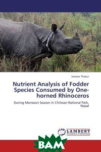 Nutrient Analysis of Fodder Species Consumed by One-horned Rhinoceros