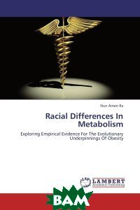 Racial Differences In Metabolism