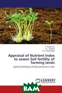Appraisal of Nutrient Index to assess Soil fertility of farming lands