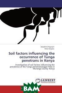 Soil factors influencing the occurrence of Tunga penetrans in Kenya