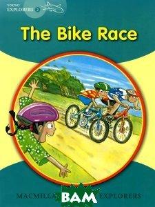 The Bike Race  Mitchelhill Barbara купить