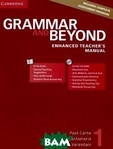 Grammar and Beyond Level 1 Enhanced Teacher`s Manual (+ CD-ROM)