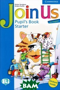 Join Us for English. Pupil`s Book Starter