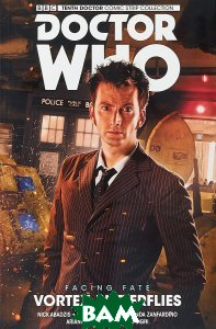 Doctor Who. The Tenth Doc