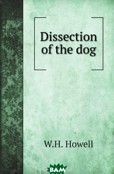 Dissection of the dog