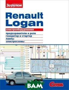Купить Renault Logan. Электрооборудование, ЗА РУЛЕМ, 978-5-9698-0324-4