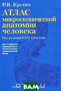 Купить Атлас микроскопической анатомии человека, Оникс, Мир и Образование, Р. В. Крстич, 978-5-94666-542-1