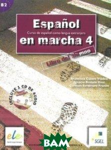 Купить Espanol en Marcha 4 Student Book+CD, SGEL, Francisca Castro, 978-84-9778-296-8