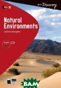 Купить Natural Environments (+ Audio CD), Cideb, Joanna Burgess, 978-88-530-0994-4
