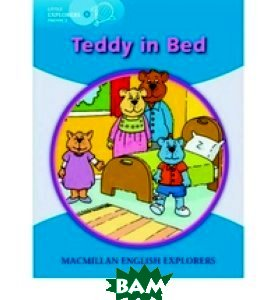 Little Explorers: Teddy in Bed