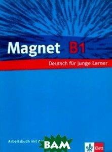Купить Magnet: Arbeitsbuch B1 MIT Audio-CD (+ Audio CD), KLETT, Motta G., 978-3-12-676031-7