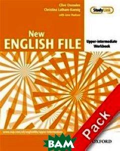 Купить English File: Upper-Intermediate: Workbook with Key Booklet (+ CD-ROM), OXFORD UNIVERSITY PRESS, Clive Oxenden, Christina Latham-Koenig, Jane Hudson, 9780194518468