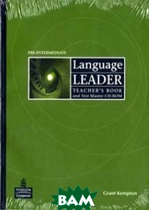 Language Leader. Pre-Intermediate. Teacher`s Book and Active Teach Pack (+ CD-ROM)