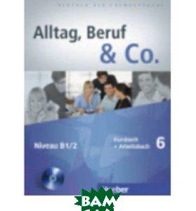Alltag, Beruf&Co.: Kurs- Und Arbeitsbuch 6 MIT Audio-CD Zum Arbeitsbuch (+ Audio CD)