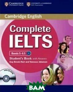 Купить Complete IELTS Bands 5-6.5. Student`s Book with Answers with CD-ROM (+ CD-ROM), CAMBRIDGE UNIVERSITY PRESS, Guy Brook-Hart, Vanessa Jakeman, 9780521179485