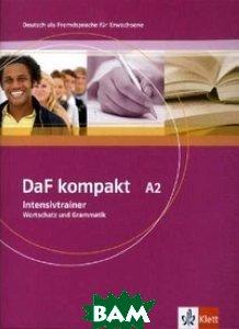 Купить DaF komplekt A2. Intensivtrainer, KLETT, 978-3-12-676184-0
