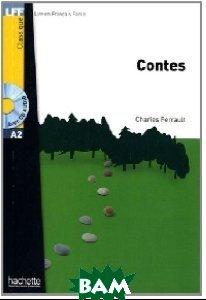 Купить Les Contes (+ Audio CD), Hachette FLE, Perrault Charles, 978-2-01-155743-8