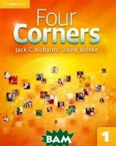 Купить Four Corners. Level 1. Workbook, CAMBRIDGE UNIVERSITY PRESS, Richards Jack C., 978-0-521-12654-0