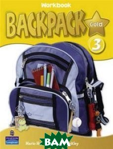Backpack Gold 3. Workbook (+ Audio CD)
