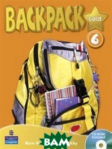 Backpack Gold 6. Student`s Book (+ CD-ROM)