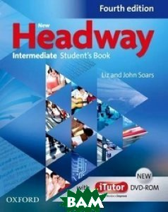 Купить Headway: Intermediate. Student`s Book and iTutor Pack (+ DVD), OXFORD UNIVERSITY PRESS, Liz and John Soars, 978-0-19-477020-0