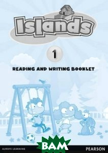 Купить Islands 1. Reading and Writing Booklet, Pearson, Powell Kerry, 9781408290002