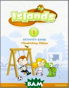 Купить Islands Handwriting 1. Activity Book Plus Pin Code, Pearson, Malpas Susannah, 9781447903109
