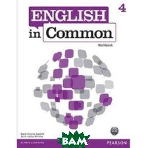 English in Common 4. Workbook