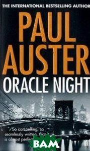 Купить Oracle Night, Faber and Faber, Auster Paul, 978-0-571-27652-3