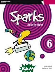 Sparks 6. Activity Book Pack (+ CD-ROM)