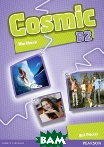 Купить Cosmic B2. Workbook (+ Audio CD), Pearson Education Limited, Fricker Rod, 978-1-4082-6760-8