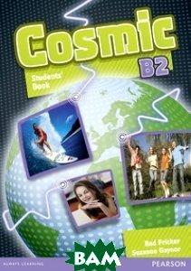 Купить Cosmic B2. Students`Book (+ CD-ROM), Pearson Education (Longman), Gaynor Suzanne, 9781408272824