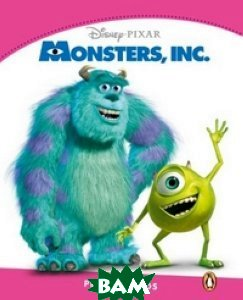 Купить Monsters Inc, Pearson, Ingham Barbara, 978-1-4082-8858-0