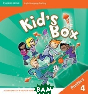 Kid`s Box 4. Posters