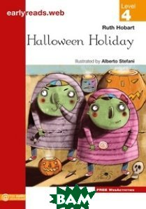 Купить Halloween Holiday, Cideb, Hobart Ruth, 978-88-530-1317-0