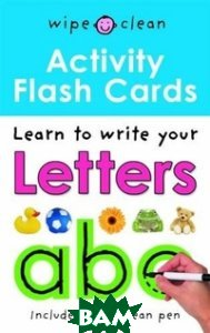 Activity Flash Cards. Letters. ABC