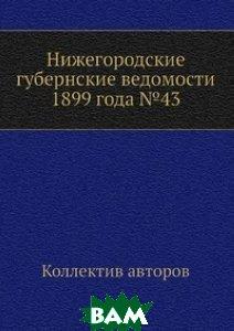 Нижегородские губернские ведомости 1899 года 43