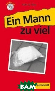 Купить Ein Mann zu viel (+ Audio CD), KLETT, Felix, 978-3-12-606472-9