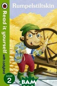 Купить Rumpelstiltskin: Level 2, Ladybird Books Ltd, 978-0-72327-299-1