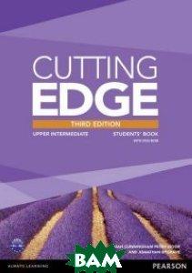 Купить Cutting Edge Upper Intermediate Students`Book and MyEnglishLab Pack (+ DVD), Pearson Education (Longman), 978-1-4479-4406-5