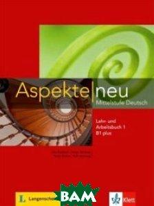 Aspekte NEU B1 plus Lehrbuch (+ DVD)