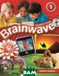 Купить Brainwave 1 Student Book Pack, Macmillan Publishers, 978-0-230-42119-6